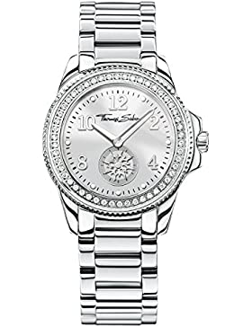 Thomas Sabo Damen-Armbanduhr WA0235-201-201-33mm