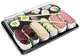 Photo de Rainbow Socks - Femmes Hommes - Sushi Chaussettes Saumon Butterfish Thon 2x Maki - 5 Paires par Sushi Socks Box