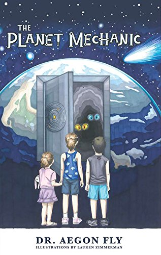 the-planet-mechanic-book-one-earth-a-science-fiction-book-for-kids-english-edition