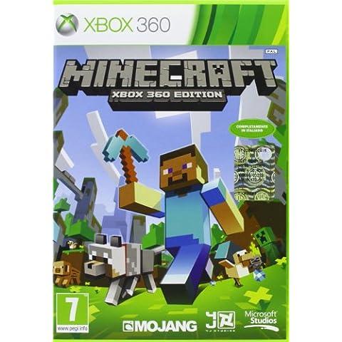 Minecraft - Xbox 360 Edition [Importación Italiana]