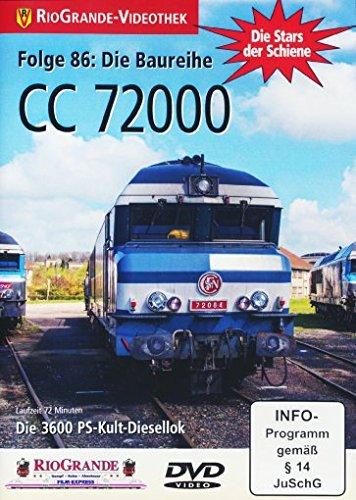 Die Baureihe CC 72000 - Die 3600 PS-Kult-Diesellok Preisvergleich