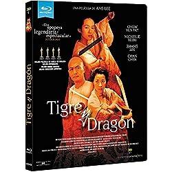 Tigre y dragon [Blu-ray]