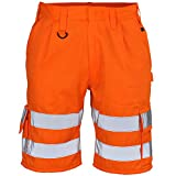 Mascot 10049-860 Warnschutz Shorts Pisa Mascot Safe Classic Orange, C46