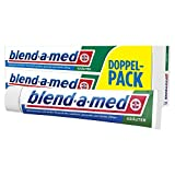 Blend-a-med Kräuter Zahncreme Duopack 2 x 75ml, 12er Pack (24 x 75 ml)