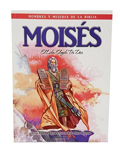 Descargar Libro Moises - Hombres y Mujeres de la Biblia (Men & Women of the Bible - Revised) de Casscom Media