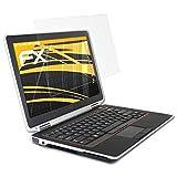atFolix Schutzfolie für Dell Latitude E6320 Displayschutzfolie - 2 x FX-Antireflex blendfreie Folie