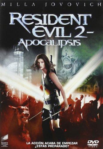 Resident Evil 2 : Apocalipsis [DVD]