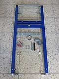 SCHWAB Waschtisch Trockenbauelment Vorwandelement Bauhöhe 1120 mm Farbe blau