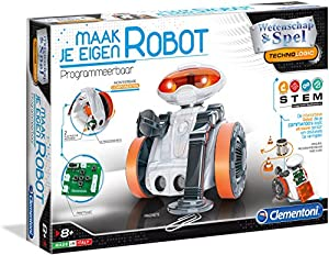 Clementoni 0619257Tecnología Tara Robot Establecer