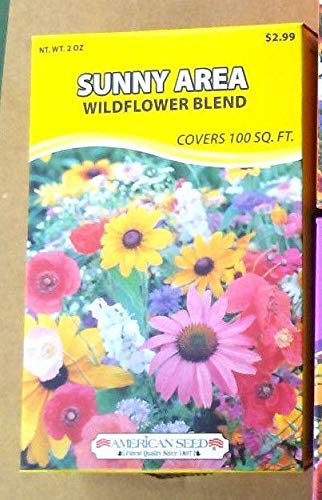Seed-start-mix (Portal Cool Box Wildflower Seeds Box von Sunny Area Start Mix.Deckt 25 Quadratmeter)