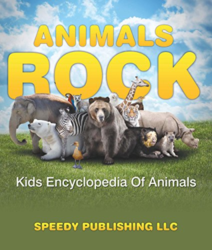 Animals Rock - Kids Encyclopedia Of Animals: Children's Zoology Books Edition (English Edition)