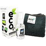 ecomoist Nettoyant écran naturel 50ml avec serviette en microfibre Fine