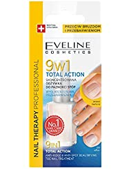 Eveline Fuß Nagel Therapie 9 in1 Total Action Konzentrat Nail Treatment 12 ml