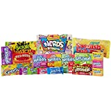 Just Sweets USA Hampers American Cosmic Candy Treasure Gift Box