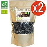 Graines de Chia Bio - 1kg
