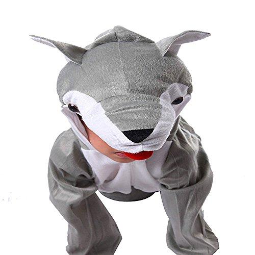 Moolecole Halloween Weihnachten Kids Kostüm Kleinkind Baby Tuch Kinder Tier (Kostüme High Monster Kleinkind)