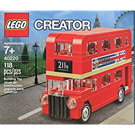 Lego 40220 Creator Stockbus London Bus