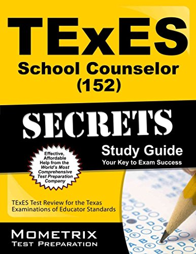 [TExES (152) School Counselor Exam Secrets Study Guide: TExES Test Review for the Texas Examinations of Educator Standards] (By: Mometrix Media) [published: March, 2014]