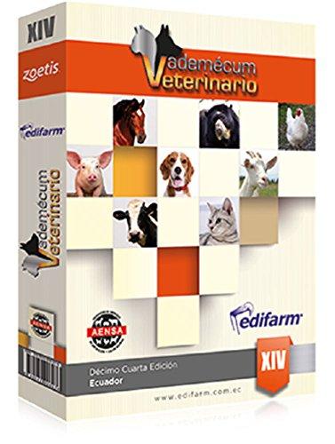 Vademécum Veterinario: XIV Edición por Edifarm Compañía