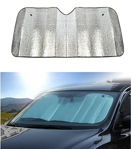 Qingsun Frontauto Sonnenschutz Windschutzscheibe Anti Schnee Frost Eis Staub Schild Sonnenschutz Sonnenschirm Bildschirm Deckung Schutz