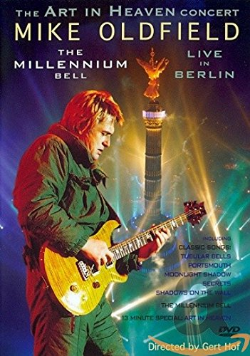 : Mike Oldfield - Millennium Bell-Live in Berlin (DVD)