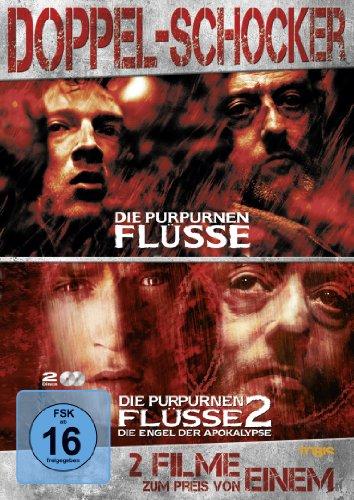 Bild von Die purpurnen Flüsse 1 + 2 [2 DVDs]