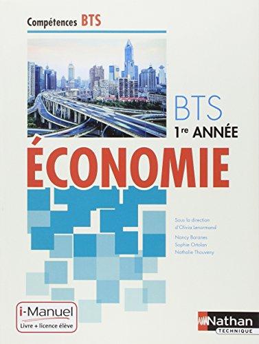 Economie BTS 1re année