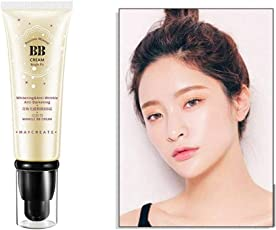 Hunputa Makeup Liquid Foundation Moisturizing Waterproof Concealer Bb Cream Bb Skin Cream Perfector Perfect Cover Foundation Cream B