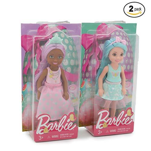 Barbie Chelsea Klein Shelly Dreamtopia Puppe fur Madchen Paket 2 Puppen