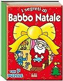 I segreti di Babbo Natale. Libro puzzle