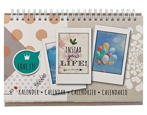 Instax Mini Kalender bunt ()