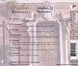 Haendel/Telemann [Import allemand]