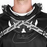 Leatt Cinturones para Protección del cuello - STX / GPX / SNX - Par - talla única