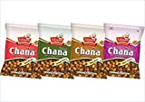 #6: JABSONS ROASTED CHANA COMBO(PACK OF 4)