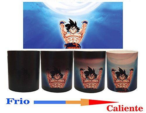 Taza Magica Dragon Ball genkidama