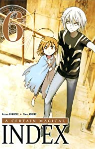A Certain Magical Index Edition simple Tome 6