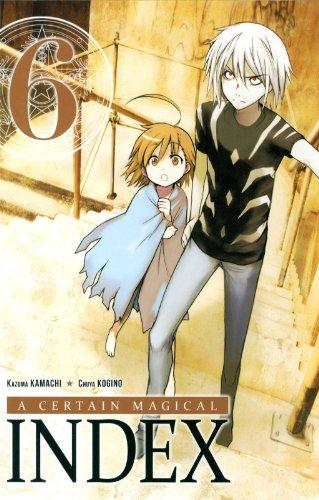 A Certain Magical Index Vol.6 par KAMACHI Kazuma