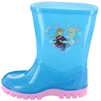 Official Disney Frozen - Anna and Elsa - Sisters Frozen Wellies