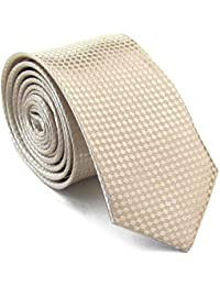 SODIAL(R) Wedding Classic Standard Extra Long Tie Purple