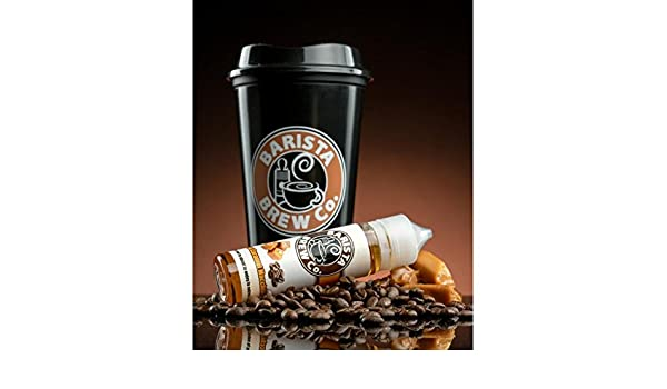 Barista Brew Co  Caramel Macchiato Mix & Vape 50 ml No