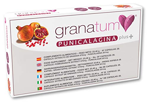 Extracto Granada Punicalagina Plus - 1 Caja