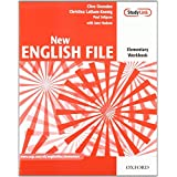 New English File Elementary: Student's Book and Workbook With Answer Key Multi-ROM Pack (New English File Second Edition)