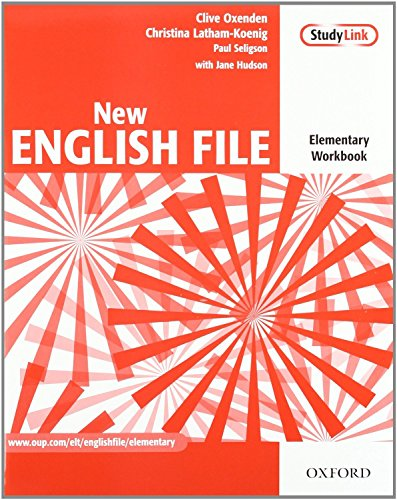New English File Elementary: Student's Book And Workbook With Answer Key Multi-Rom Pack