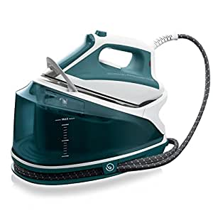 Rowenta DG7520 Compact Steam Caldaia ad Alta Pressione, Colpo Vapore 220 g/min