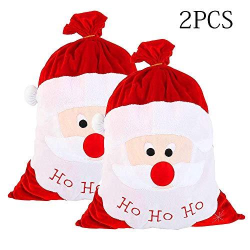 Marysa Santa Claus Saco Bolsa Santa Claus Botines
