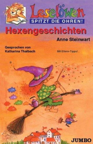 Leselöwen: Hexengeschichten [Musikkassette]