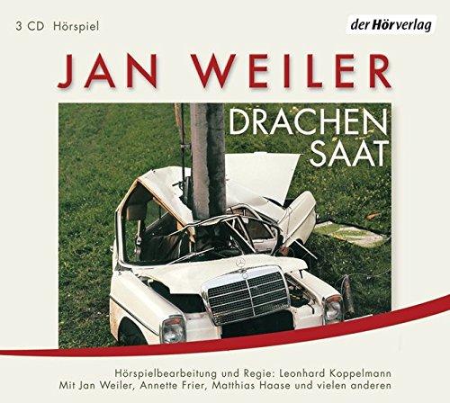 Buchseite und Rezensionen zu 'Drachensaat' von Jan Weiler