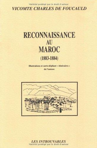 Reconnaissance au Maroc: 1883-1884
