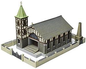 TomyTEC 257981-Iglesia St. James Modelo Ferrocarril Accesorios