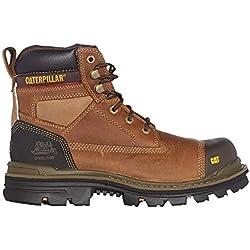 CAT Footwear Gravel 6 S3, Bottes de sécurité Homme, (Dark Beige), 43 EU